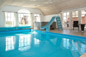 Poolsommerhus Luft/vand varmepumpe - Dansk Sommerhus Teknik